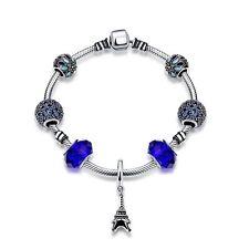 Bracelet Pandora Tour Eiffel Charms Argent massif 925