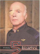 Battlestar Galactica Season 4 Final 5 Chase Card FF3