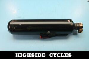 17-20 HARLEY-DAVIDSON STREET 750 XG750 EXHAUST PIPE MUFFLER SLIP ON CAN