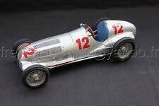 C929 Rare CMC 1/18 MERCEDES BENZ W125 N°12 1937 Caracciola GP Nürbergring Winner