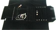 3 Roll rotolo porta gioielli organizer portagioie da viaggio