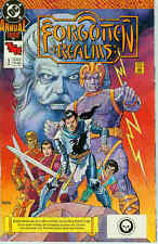 Forgotten Realms Annual # 1 (68 pages) (DC/TSR, USA, 1990)
