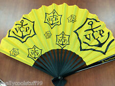 Veuve Clicquot Champagne Vcp Fan Brand New Bnip - Hard To Find