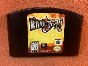 Road Rash 64 Nintendo 64 N64 Original Authentic Retro Classic