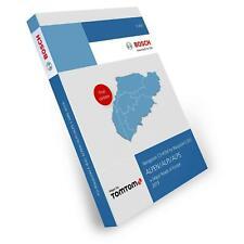 Blaupunkt Tele Atlas TomTom Alpen TravelPilot E EX 2019 2 CD Major Roads of Euro