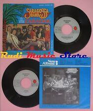 LP 45 7'' SARAGOSSA BAND Zabadak Samba ole rumba ok germany ARIOLA no cd mc dvd