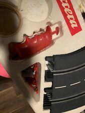 Carrera Rennbahn 124 Grundpackung Daytona aus den 70 er Jahren