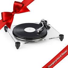 Giradischi Vintage USB Preamplificatore Dischi Vynil LP EP Hifi 33/45 giri