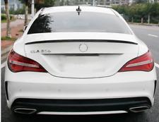 Aleron Mercedes Benz clase CLA C117  alerón negro brillo spoiler