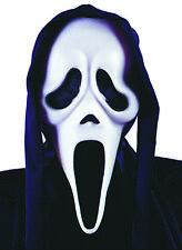Déguisement HORREUR SCREAM ghost Masque Visage Avec Capuchon SOUS LICENCE