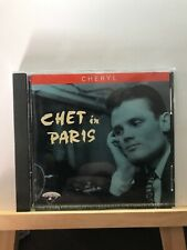 Chet In Paris Volume 3 by Chet Baker Barclay Series (CD, 1988, Emarcy) Import