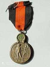 Y10.O) Belle médaille de l'YSER guerre 1914 1915 WW1 belgian medal
