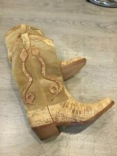 BN!! **Limited Edition** Ralph Lauren Collection Cowboy Boots - Size US 8.5