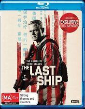 The Last Ship : Season 3 (Blu-ray, 2017, 2-Disc Set)