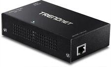 TRENDnet TPE-E110 Gigabit PoE+ Repeater/Amplifier Black (V1.0R)
