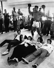 Muhammad Ali and The Beatles 8x10 Photo 005