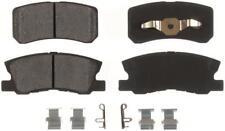 Disc Brake Pad Set-GTS Rear Bendix D868