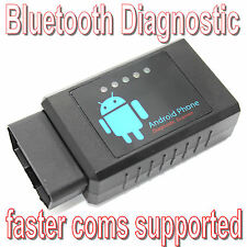 Torque Android Bluetooth Fault Code Reader Diagnostic Scan Tool Adapter