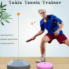 Mesas Tenis Rebote Entrenamiento Paleta Ping Pong Equipo Rebote...