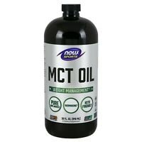 NOW Foods MCT Oil Liquid, 32 fl. oz.