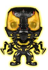 "FUNKO POP! Marvel_ANT-MAN Collection__Glow-In-The-Dark YELLOWJACKET 3 ¾ "" figure"