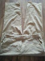 Talbots Petites Stretch Beige Pants Size 12P Excellent Condition