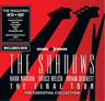 The Shadows-The Final Tour CD with DVD NEUF