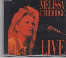 Melissa Etheridge-Live cd maxi single