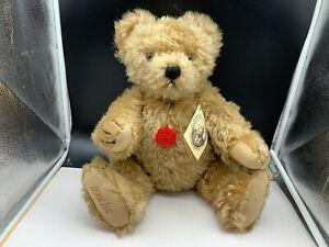 Hermann Teddy Bear 18 1/8in Limited Unbespielt. Top Condition