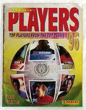 Superplayers '96 - Panini Sticker Album 100% complete