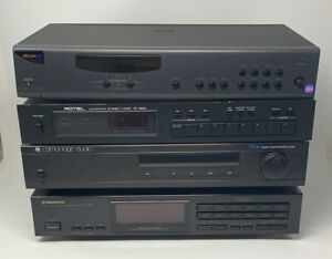 Arcam, Rotel, Cambridge & Pioneer Stereo Tuners - X4 Units - Untested - #8