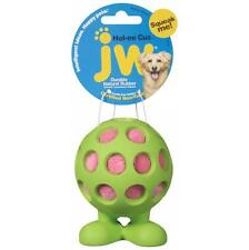 JW Fuzz Hol-ee Cuz Squeaky Rubber Plush Dog Toy - With Squeaker ! Large