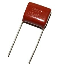 NEW! 20pcs Film capacitors CBB22 115J 400V 1.1uF ±5% P=15mm -UKS