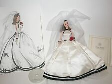 Vera Wang Bride Barbie Doll. Mint condition, Authentic. Limited Edition    GIFT