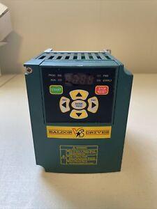 Baldor Volt Motor Drive VS1MD42