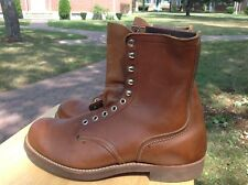 VINTAGE 1960's,NEW,ULTRA RARE RED WING 947 HERITAGE WORK BOOTS,DEAD STOCK