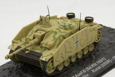 La colección de tanques de combate (edición 118) - III Ausf. G ST4G. (SD.KFZ.142/1) StuG.)