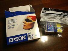 Epson T027 Color Ink Cartridge T027201 Stylus Photo 820 925 Sealed Expired 2007
