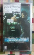 Crisis Core: Final Fantasy VII + Sealed Japanese - PSP - NEW