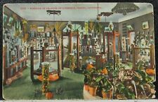 Fresno California Interior View Chamber of Commerce Vintage Postcard Unposted
