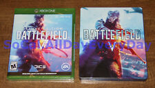 Battlefield V 5 Deluxe + Limited Edition SteelBook (Xbox 1 One) BRAND NEW!!! xb1
