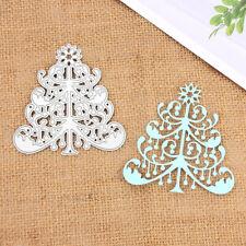 Christmas Tree Metal Cutting Dies Stencils Die Cut DIY Scrapbooking Paper Card