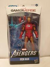 "?Marvel Legends Gamerverse IRON MAN 6"" Action Figure Abomination BAF MIB MK"