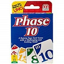 Phase 10 Card Game - Brand New!