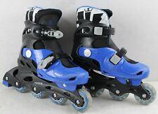 BLEM Kids Adjustable Inline Skates Boys Krown Superspeed Size M 3.5-6