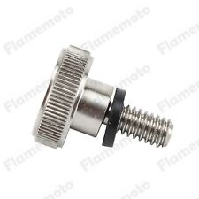 Stainless Steel Seat Bolt Mounting Seat to Top Fender For Harley Sportster XL