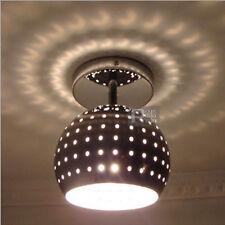 "5.9"" *6.88"" Chandelier Silver Ceiling Light Luminaires Lighting Wall LED Lamp"