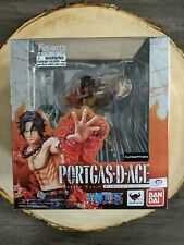 Figuarts Zero Portgas D Ace Battle Version Bandai Tamashii Nations One Piece