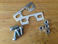 NOS Christophe Toe Clip Mounting Hardware Kit Nuts Bolts for Pedals Toeclips NIB