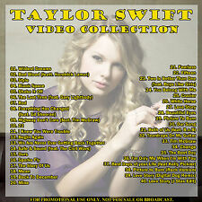 Taylor Swift Promo Video Collection DVD, Promo Videos 2015 2016 2017 1989